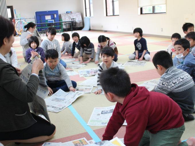 山田児童館 エコバッグ教室開催!