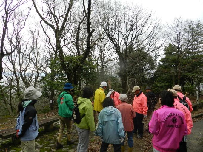 平成29年度の万葉植物園整備スタート!