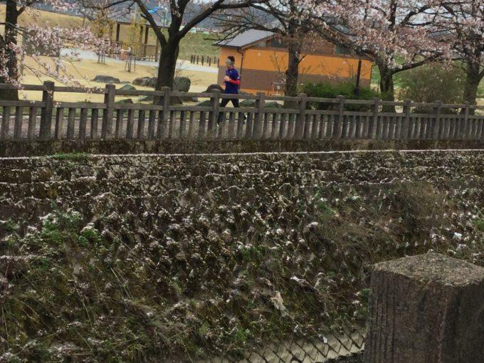 富山マラソン2018への道 1